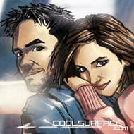 David and Sarah by CoolSurface
