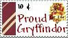 Proud Gryffindor by lexymalfoy