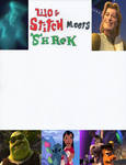 Lilo and Stitch meets Shrek poster