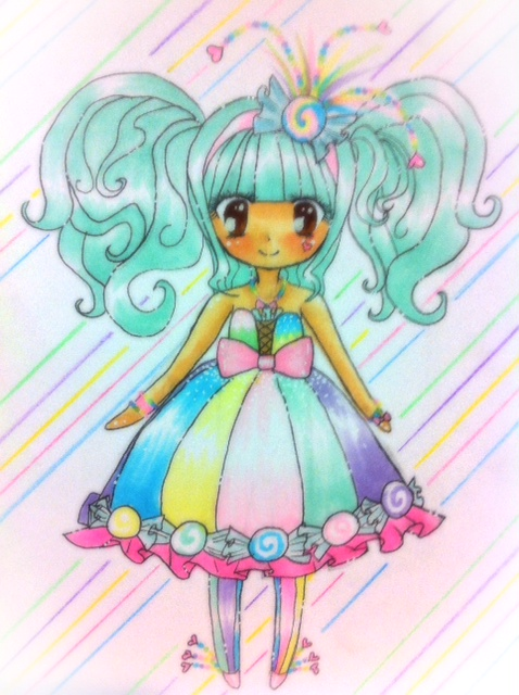 ( CE ) Midori Sweet Candy by Jasmine-Likes-Food