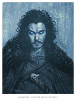 Jon Snow by imaginante