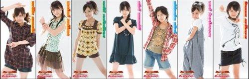 C-ute Henshin Siggy by nanachan02