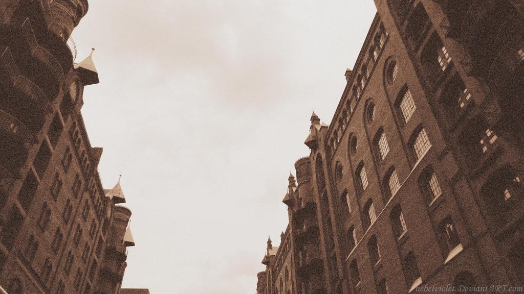 Hafen City by NebelViolet