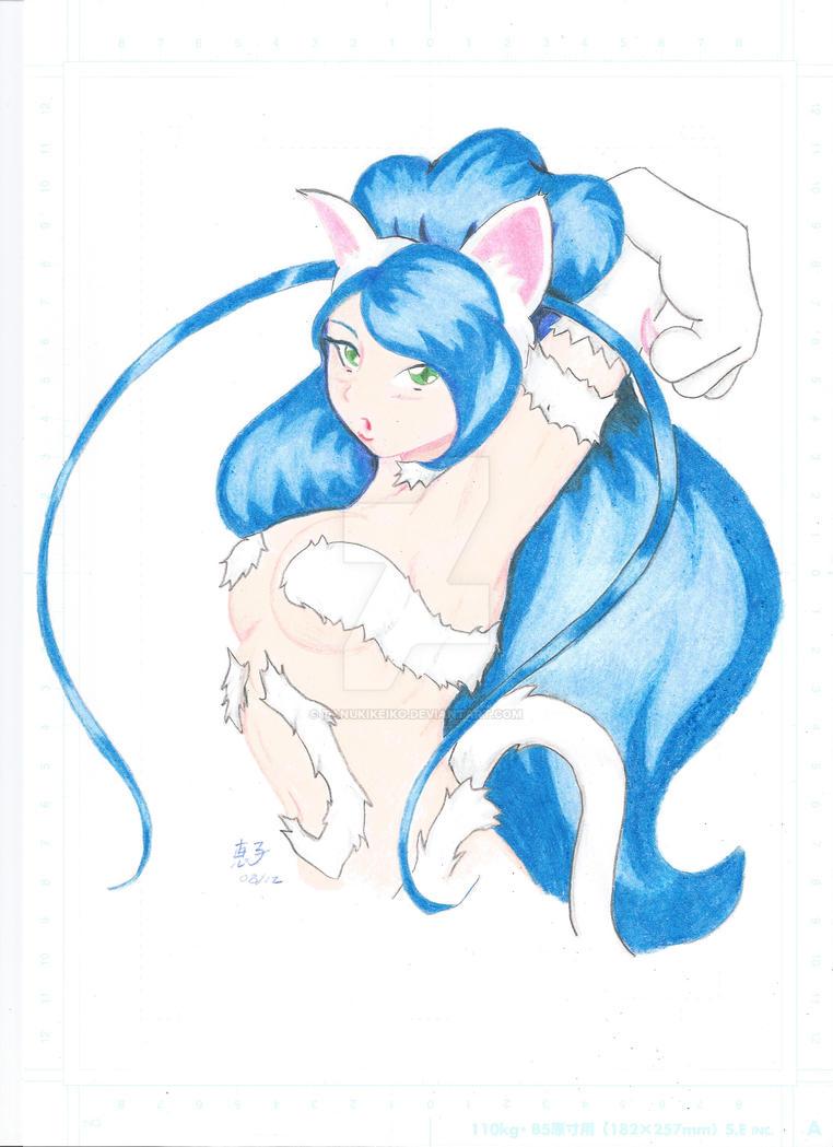 felicia by tanukikeiko