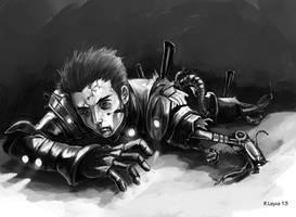 cyberpunk guy - reworked by Crowtex-lv