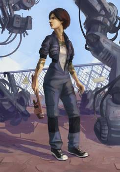 Robomechanic Lucy