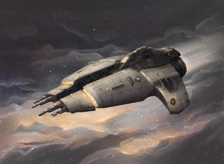 Spaceship #3 by yirikus