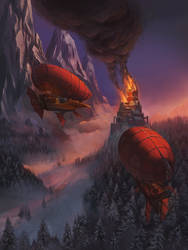The Revenge of Snori by yirikus