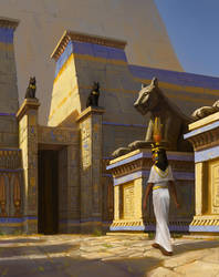 Temple of Bast