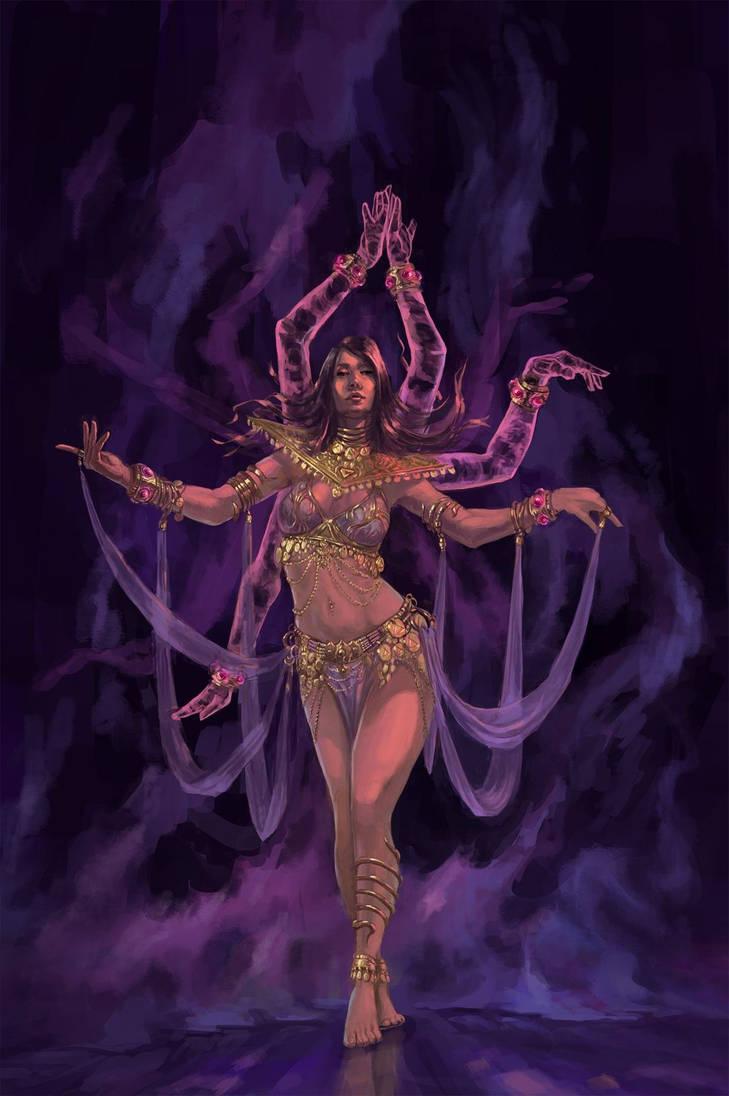 Spectral Dancer