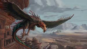 Avian Guardian of Arnak