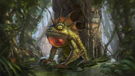 Arnak Frog