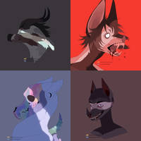 [ colored sketches batch ]