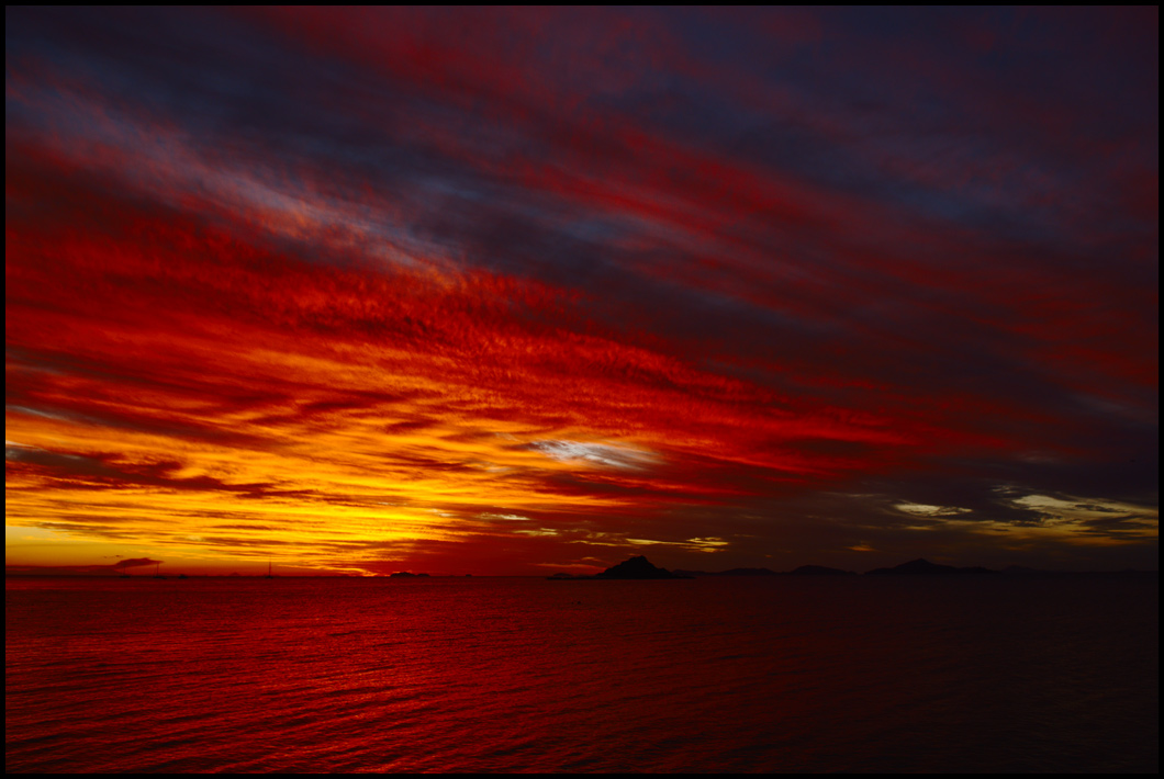 Sunset blaze - Brampton by wildplaces