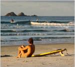 Watching surf 5