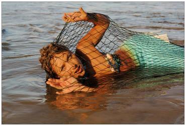 Mermaid entanglement by wildplaces