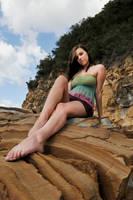 Lauren - feet first by wildplaces