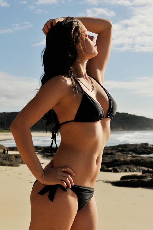 Stacey - black bikini 2 by wildplaces