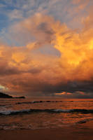 Avoca sunset 1 by wildplaces