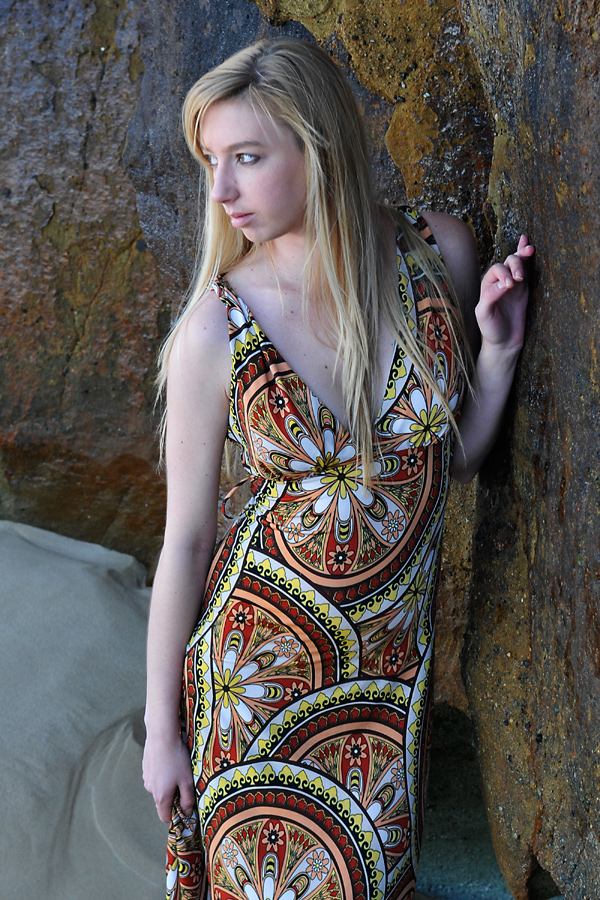 Denee - paisley print 1 by wildplaces