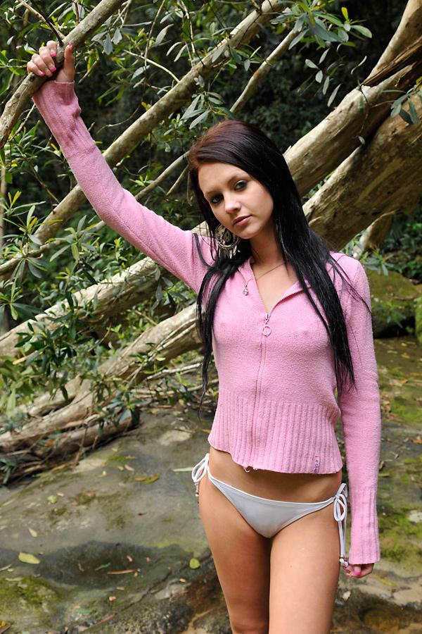 Tara - pink 1 by wildplaces