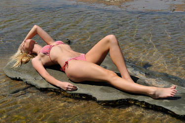 Kahli - bikini on island 3 by wildplaces