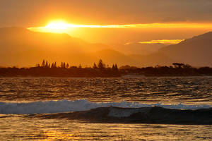 Byron Bay gold 1 by wildplaces
