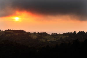 Bunya sunset 3 by wildplaces
