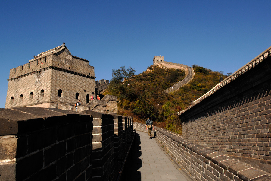 Great Wall - 1 by wildplaces