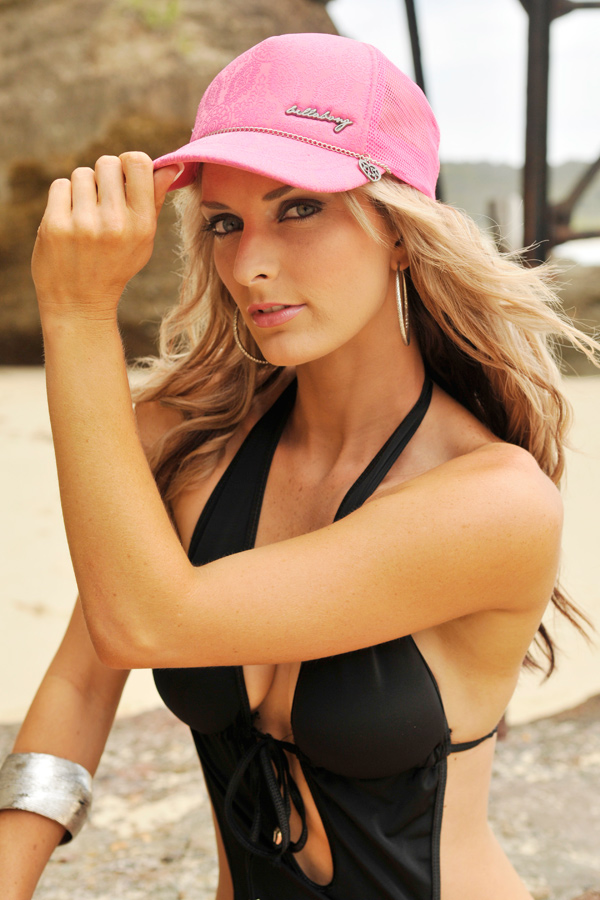 Lisa W - pink hat 1 by wildplaces