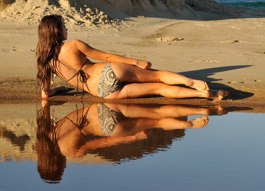 Annali - paisley reflected 1 by wildplaces