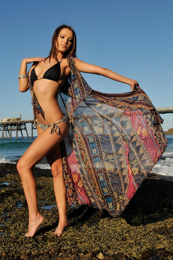 Annali - bikini and cape 5 by wildplaces