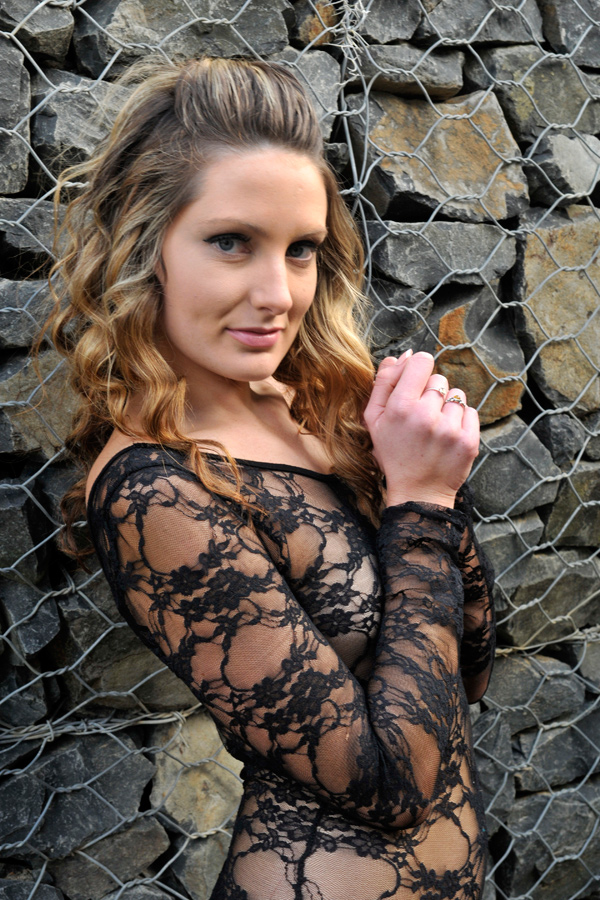 Zoe - black lace 1 by wildplaces