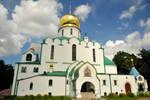 Feodorovsky Cathedral, Tsarskoe Selo 1