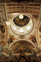 St James Cathedral Innsbruck detail 1 by wildplaces