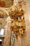 St James Cathedral Innsbruck detail 2