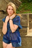 Riley Jade - sheer blue 1 by wildplaces