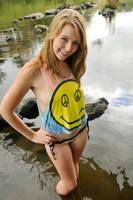 Riley Jade - smiley 2 by wildplaces