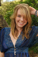 Riley Jade - sheer blue portrtait 1 by wildplaces