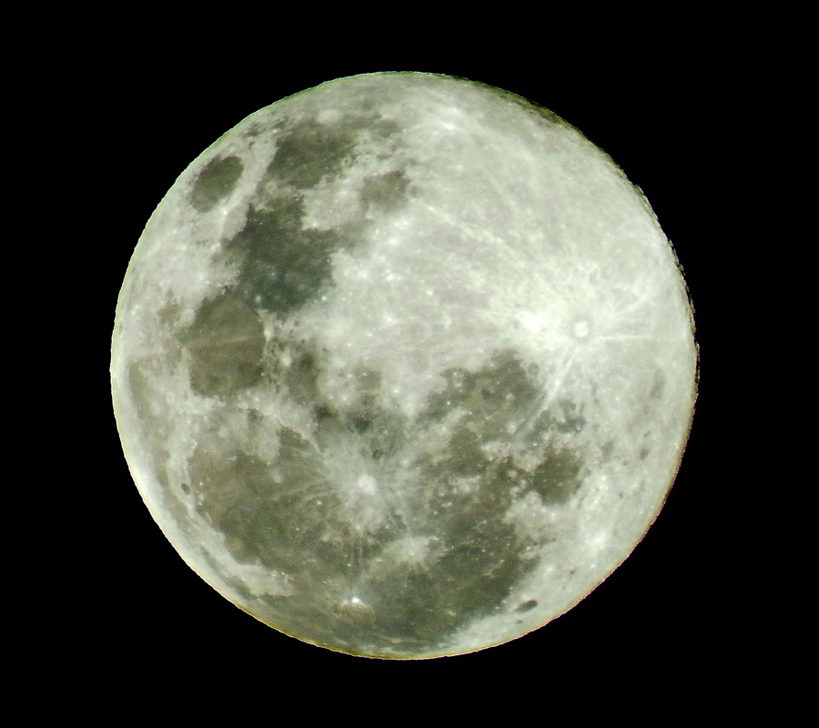 Full moon 1 by wildplaces