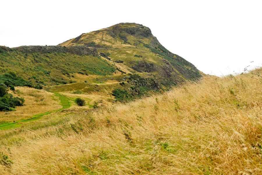Arthur's Seat 2 - Edinburgh by wildplaces