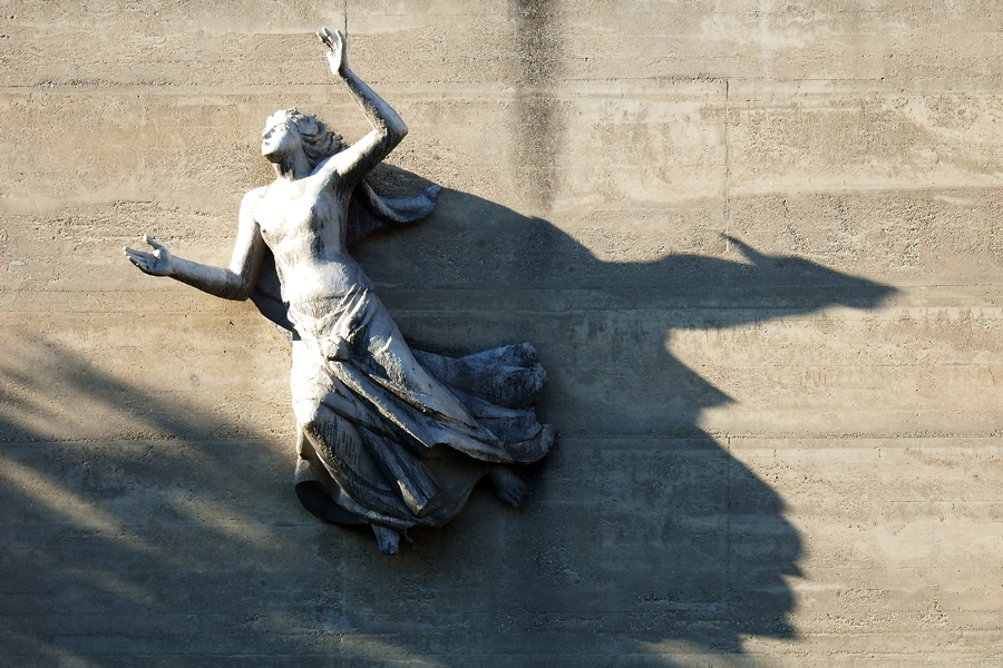 Lugano sculpture 1 by wildplaces