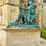 York Minster and Constantine 1