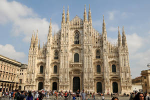 Milan's Duomo 1 by wildplaces