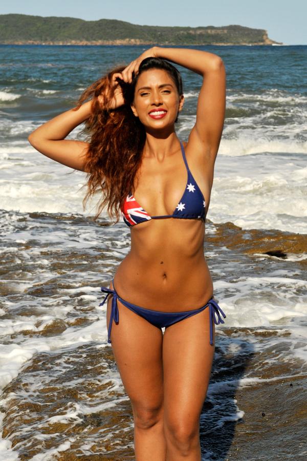 Aussie x bikini