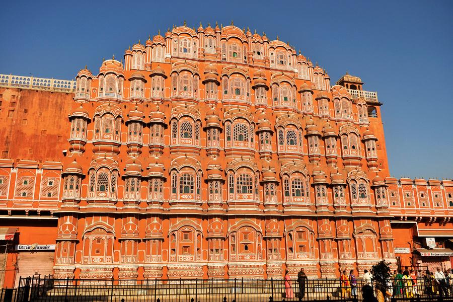 Hawa Mahal 1 - Jaipur by wildplaces