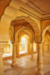 Amber Fort interior 1, Jaipur