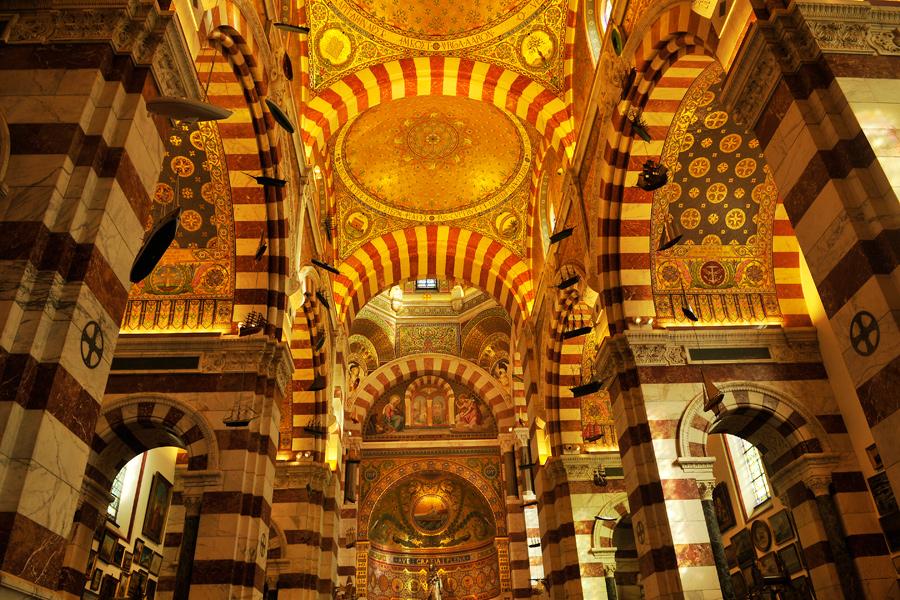 Notre Dame de la Garde 2, Marseille by wildplaces