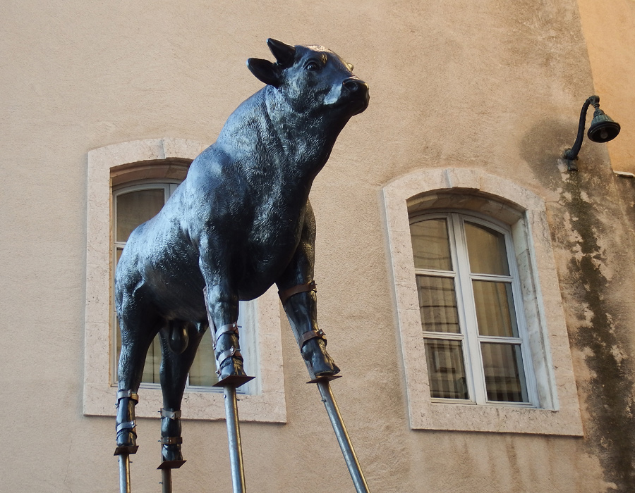 Marseille mascot 1 by wildplaces