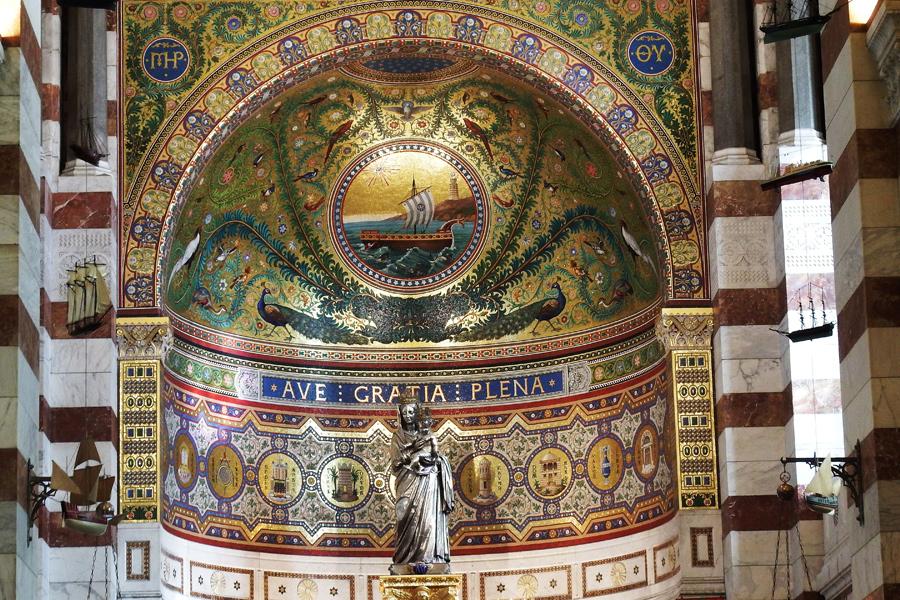 Notre Dame de la Garde 3, Marseille by wildplaces
